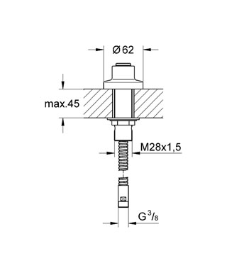 Grohe Rainshower F Series Head Shower 5 27253 2058 P also Frog Dissection additionally Clark 5 speed manual transmission illustration as well Catalog likewise Boss Wiring Diagram. on nash parts